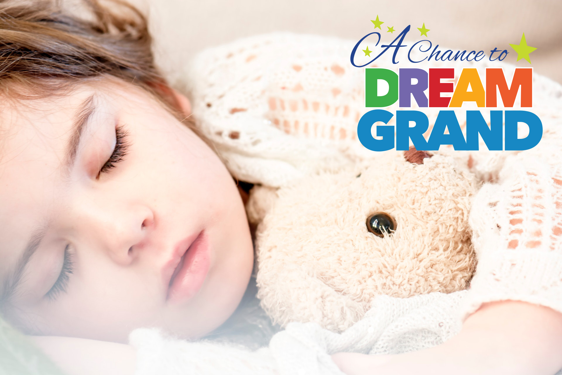 A Chance to Dream Grand